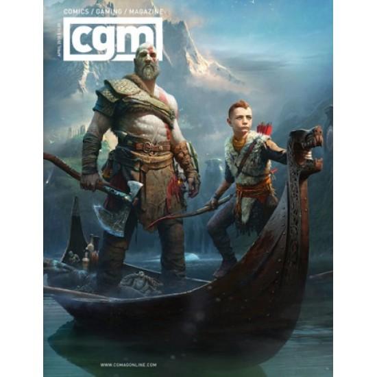 Comics & Gaming (CGMagazine)